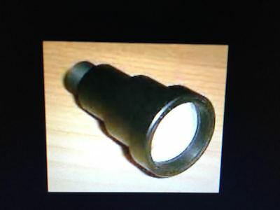 50mm TELE-PHOTO LENS OPTICAL ZOOM MACRO FOCUS CCTV M12 LONG RANGE GLASS OPTICS