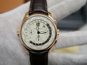 Girard Perregaux GP WW.TC - World Time Chronograph - 18K Rose Gold - World Ship
