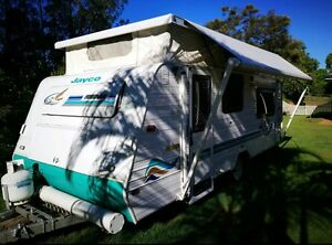 Jayco 17FT pop top caravan Pine Mountain Ipswich City Preview