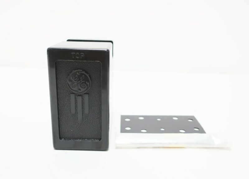 General Electric Ge 12HGA111J2 Type Hga 125v-dc Auxiliary Relay