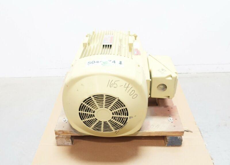 General Electric Ge 5K365BL115D1 365ts 3ph 75hp 3565rpm 230/460v-ac Ac Motor