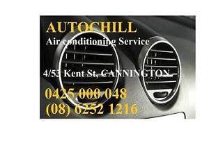 Auto Air con Regas from $120