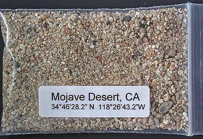 MOJAVE DESERT ~ CALIFORNIA ~ SAND sample