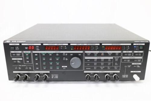 ABO AVR-3700 Audio Analyzer
