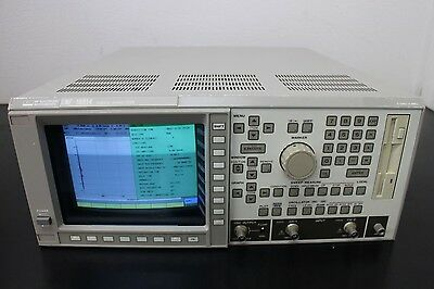 Nf 5090 0.1mhz-2.2mhz Frequency Response Analyzer