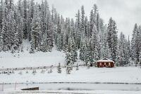 Snowblowing calabogie area!