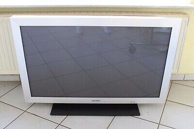 Plasma-tv (Gericom Plasma TV GTX 42HD 10 1a SW HDCP 139372 Fernseher silber 42