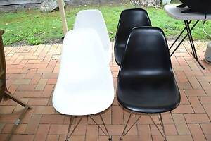 4x Replica Eames Chairs Nerang Gold Coast West Preview