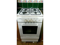 Gas cooker (gas hob and gas oven)