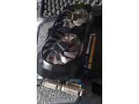 NVIDIA GeForce GTX 460 GPU (1GB)
