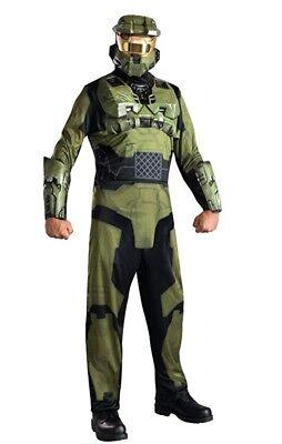 Neu Halo 3 Herren Erwachsene Lizenziert Master Chief Kostüm XL