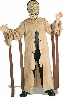 Scarecrow Batman Begins Super Hero Villain Dress Up Halloween Child Costume (Scarecrow Batman Begins Kostüm)