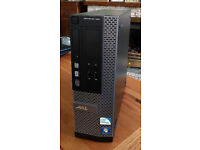 HDMI / Dell OptiPlex 390 SFF Desktop DUAL CORE@ 2.70GHz 4GB RAM 250GB HDD Win 10 Pro