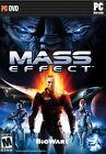 PC Video Games Mass Effect