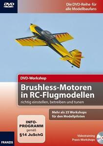DVD-Workshop-Brushless-Motoren-in-RC-Flugmodellen-richtig-einstellen-betrei