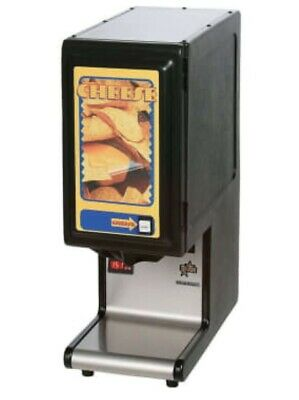 New Star International Spde1h Heated Peristaltic Hot Nacho Cheese Food Dispenser