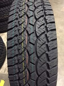 4 NEW 235/80-17 Thunderer R404 AT Tires 10 Ply 235 80R17 2358017 Dually Truck