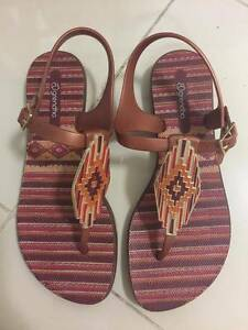 Zara, Grendha sandals, size 5 (35-36) - CLEARANCE SALE St Leonards Willoughby Area Preview