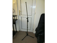 Mic Stand, NJS Mic stand, music stand, music accessories, musical instruments