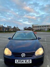 image for Volkswagen, GOLF, Hatchback, 2004, Manual, 1598 (cc), 5 doors