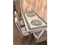 🤓BRAND NEW TURKISH DINING TABLE & CHAIRS AVAILABLE 🤓🤓