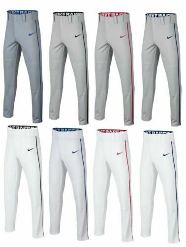 New Nike Vapor Dri Fit or UA Under Armour Baseball Pants Youth Sizes + Colors +