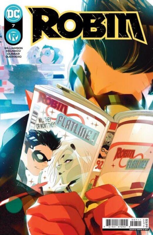 DC Comics 'Robin' #7 (2021)