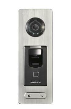HikvisionStandalone all-in one access/intercom met MiFare,
