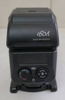 Nissin i60a Flash for SONY + Air Commander Trigger