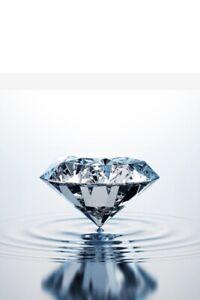Expert buyer in diamonds / Acheteur professionnel de diamants
