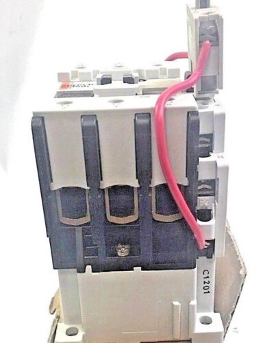 Sprecher+Schuh CA3-72-N-11 Contactor with CA3-P Auxiliary Contact Block