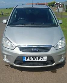 Ford c max 1.8 tdci titanium £2500