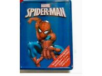 Marvel Spider-Man Tin of Activities