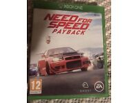 Need for speed payback £13 Xbox one