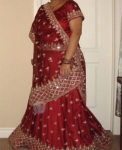 South Asian outfit