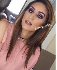 Mobile freelance makeup artist