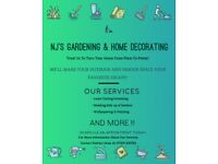 NJs Gardening &home decorating bringing the outdoors in