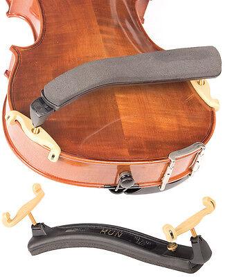 Kun Super 4/4 Violin Shoulder Rest - VIOLIN ACCESSORIES