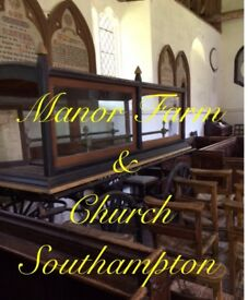 Ghost hunting Manor Farm Southampton 10th March 2018 £35 per Person