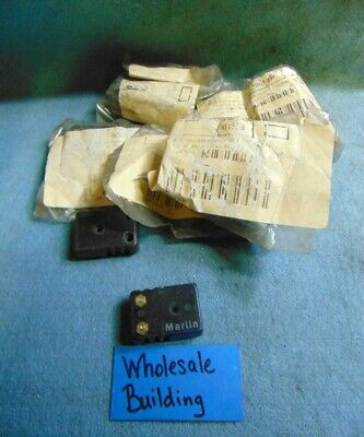 Marlin Thermocouple Full Size Jab In Jack Black R001338 14320 Type J Lot Of 7