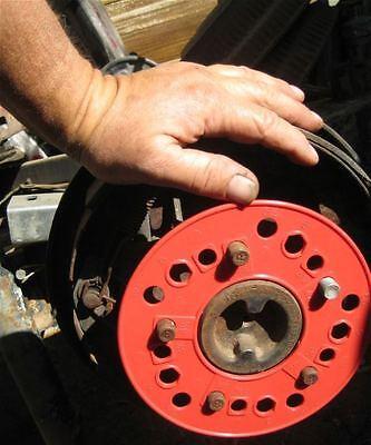 1 Wheel   Axle 5 Lug Bolt Tool  American Pattern Template Guage Chevy Ford Mopar