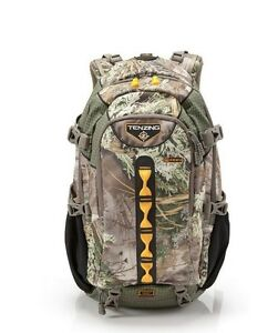 New Tenzing TZ 2220 Backpack Max-1 Day Pack Authorized Dealer 972301