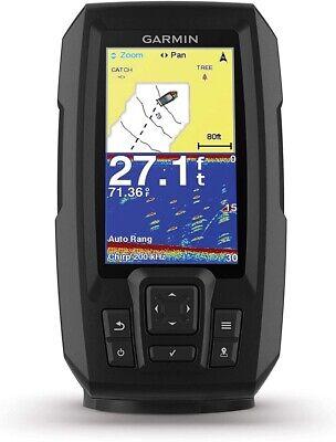 Garmin 010-01870-00 STRIKER Plus 4 wt Dual-Beam transducer Fishfinder GPS, New