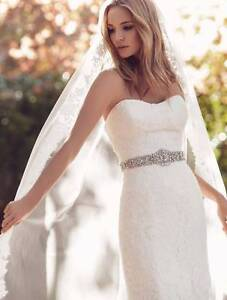 Mia Solano L1024 A line Gown Sydney City Inner Sydney Preview