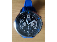 Accurist Men's Blue Chronograph Watch - Acctiv Sports Collection - MS920BN