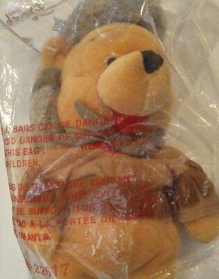 Frontier Winnie The Pooh 8in Plush Mini Disney Store Bear Daniel Boone Costume