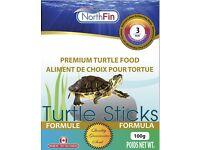 NorthFin Premium Fish Foods - Turtle Sticks
