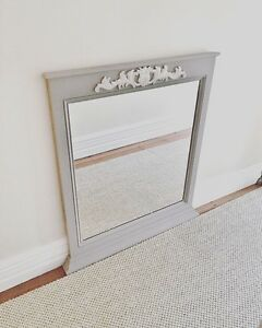 Large Shabby Chic Mirror Marrickville Marrickville Area Preview