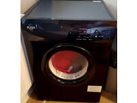 Modern Black Vented Tumble Dryer. Fully working, Good condition and clean. Delivery