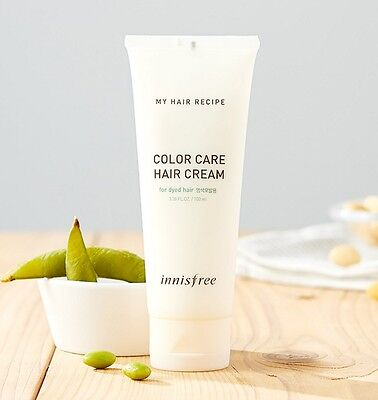 [Innisfree] My Hair Recipe Color Care Hair Cream(for dyed hair) 100ml